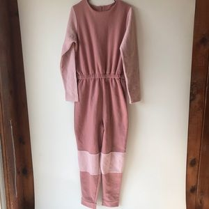 ASOS loungewear Bodysuit pink soft romper new US 8